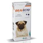 Bravecto 4,5 a 10 kg Antipulgas e Carrapatos para Cães