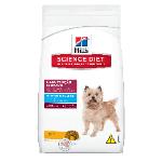 Ração Hill's Science Diet Manutenção Saudável Pedaços Pequenos Para Cães Adultos De 1 A 6 Anos