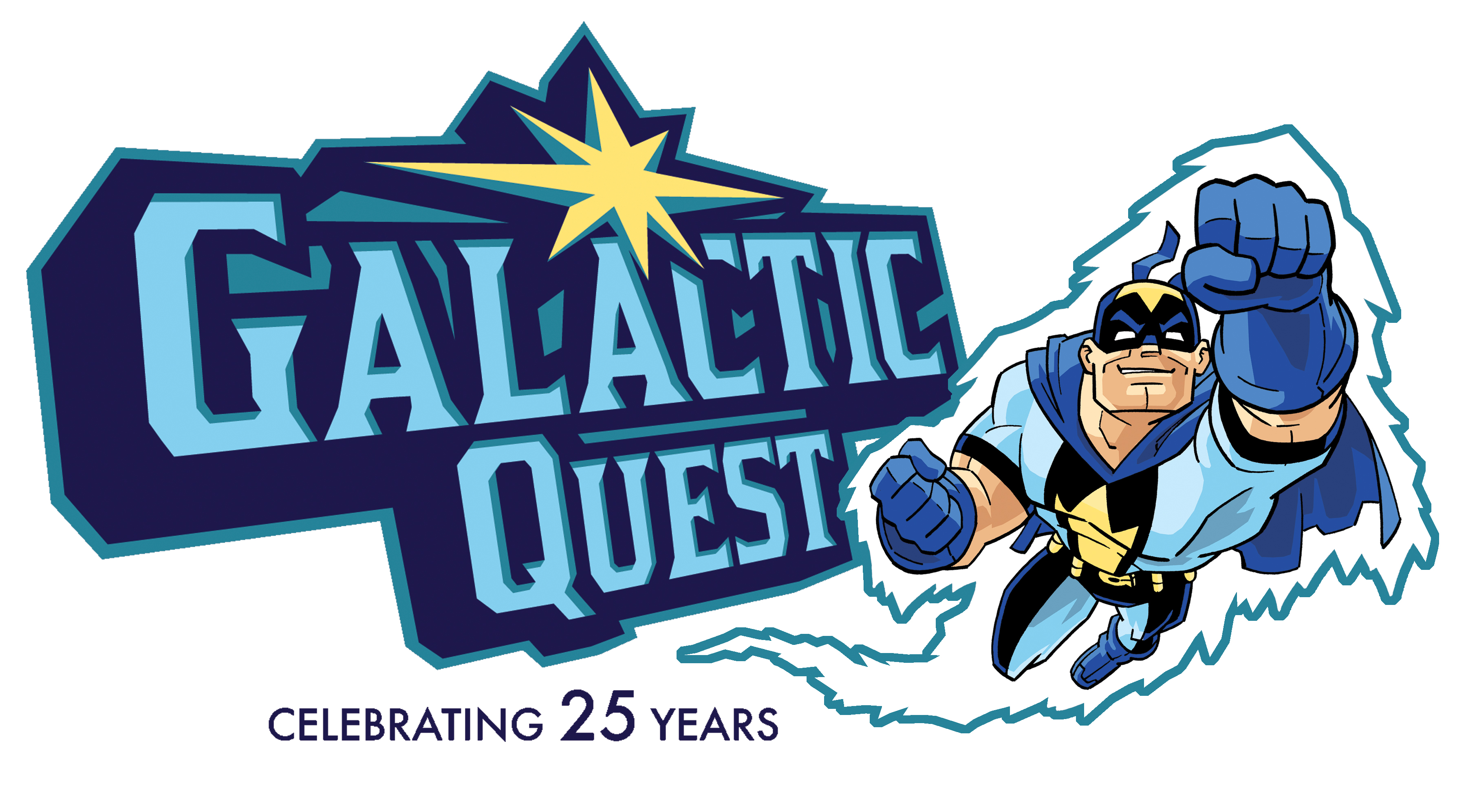 Galactic Quest Logo