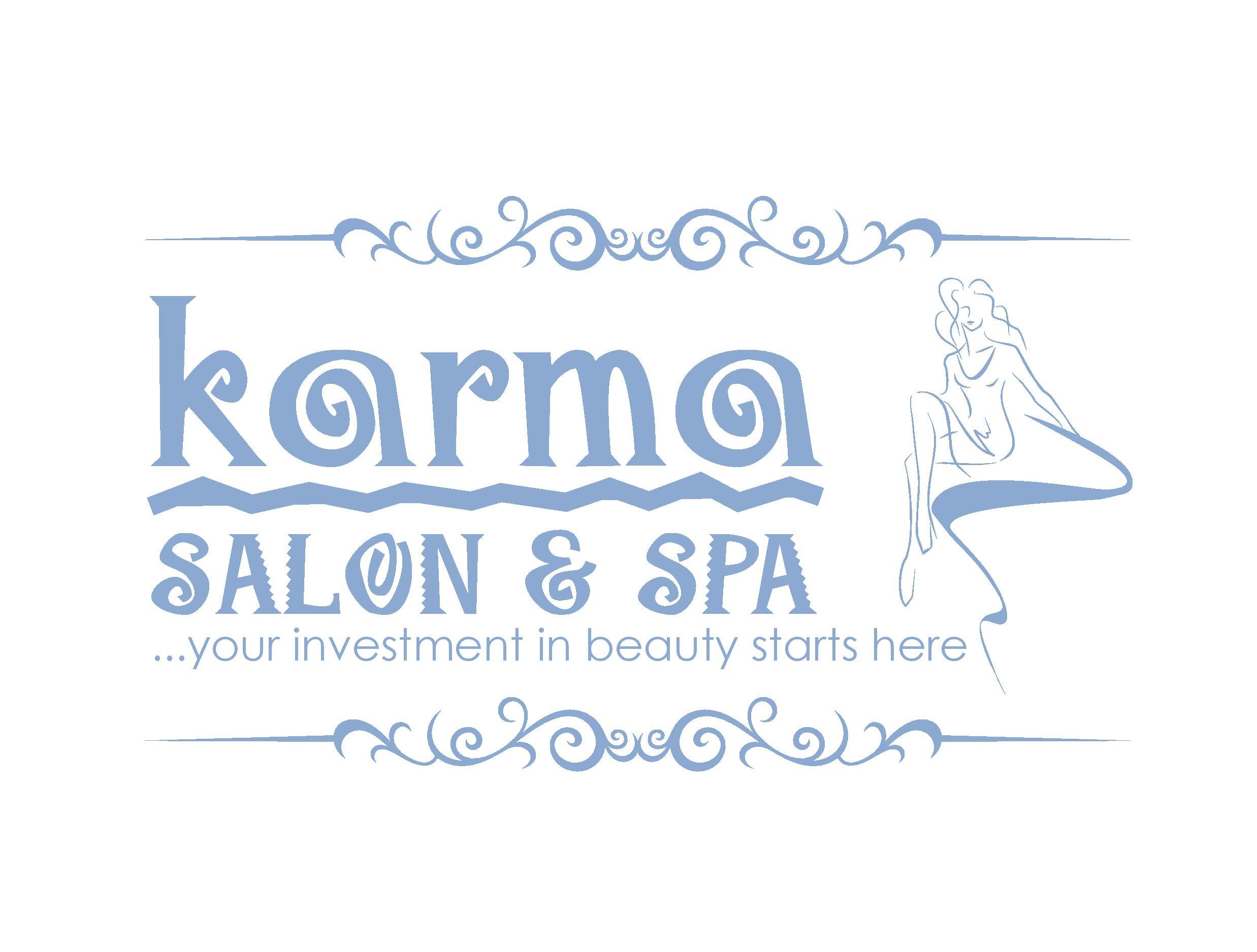 Karma Salon & Spa Logo