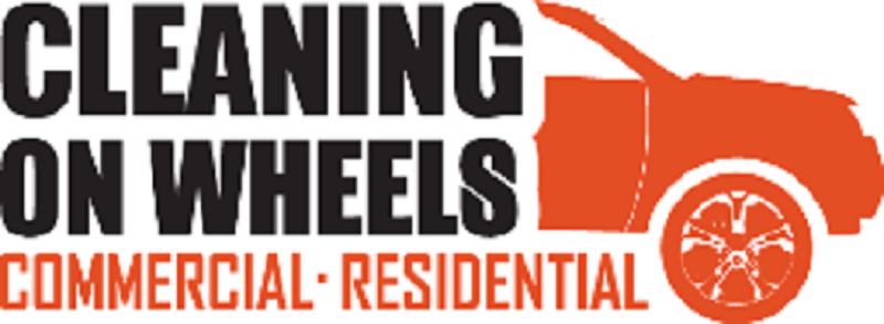 Cleaning On Wheels Logo