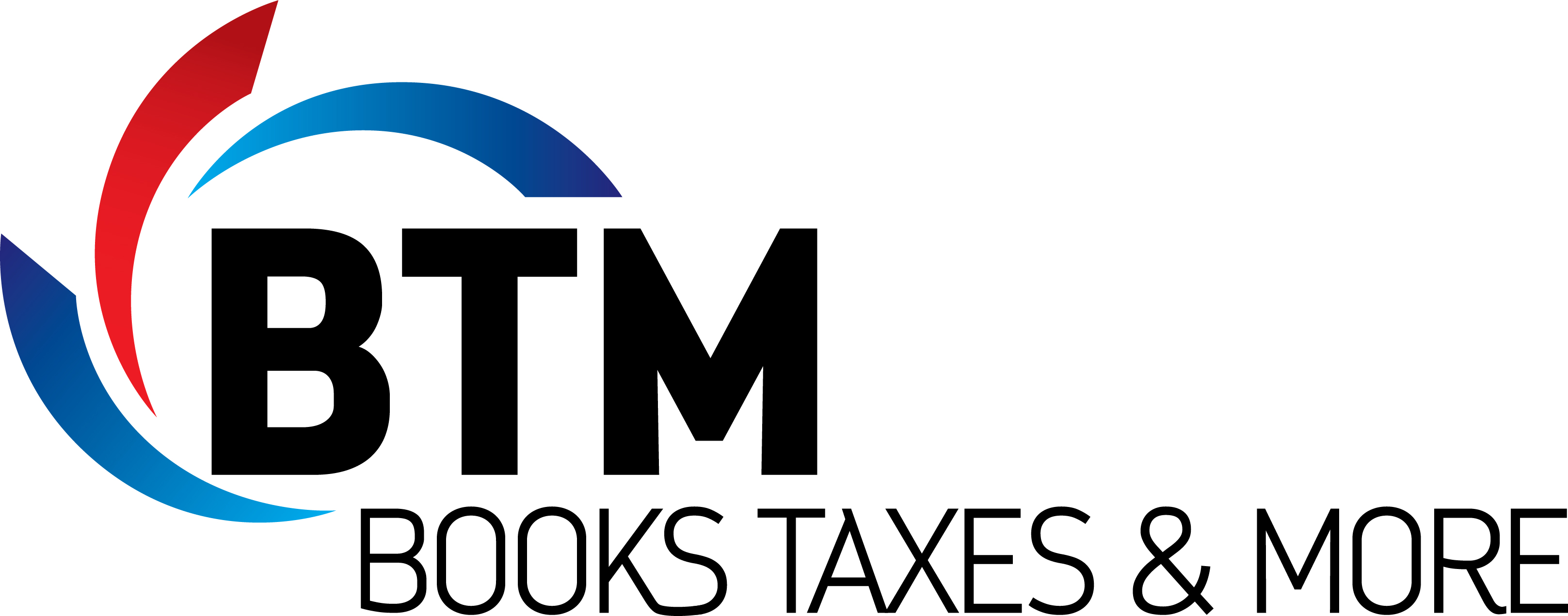 Books, Taxes & More, LLC Logo