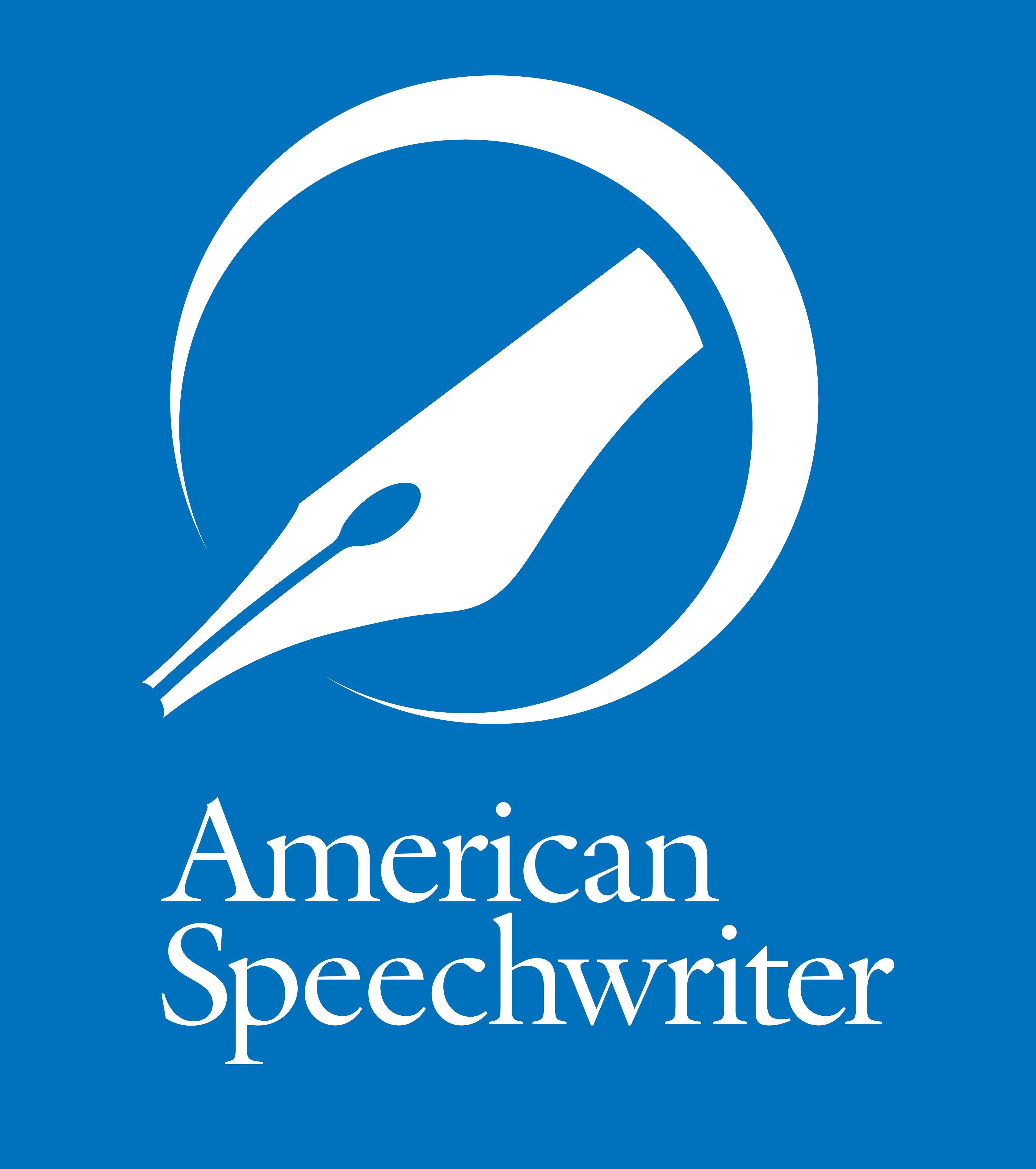 American Speechwriter Logo