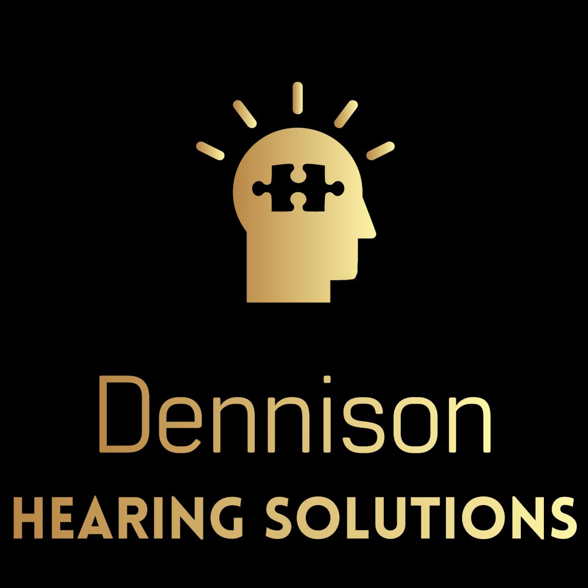 Dennison Hearing Solutions Logo