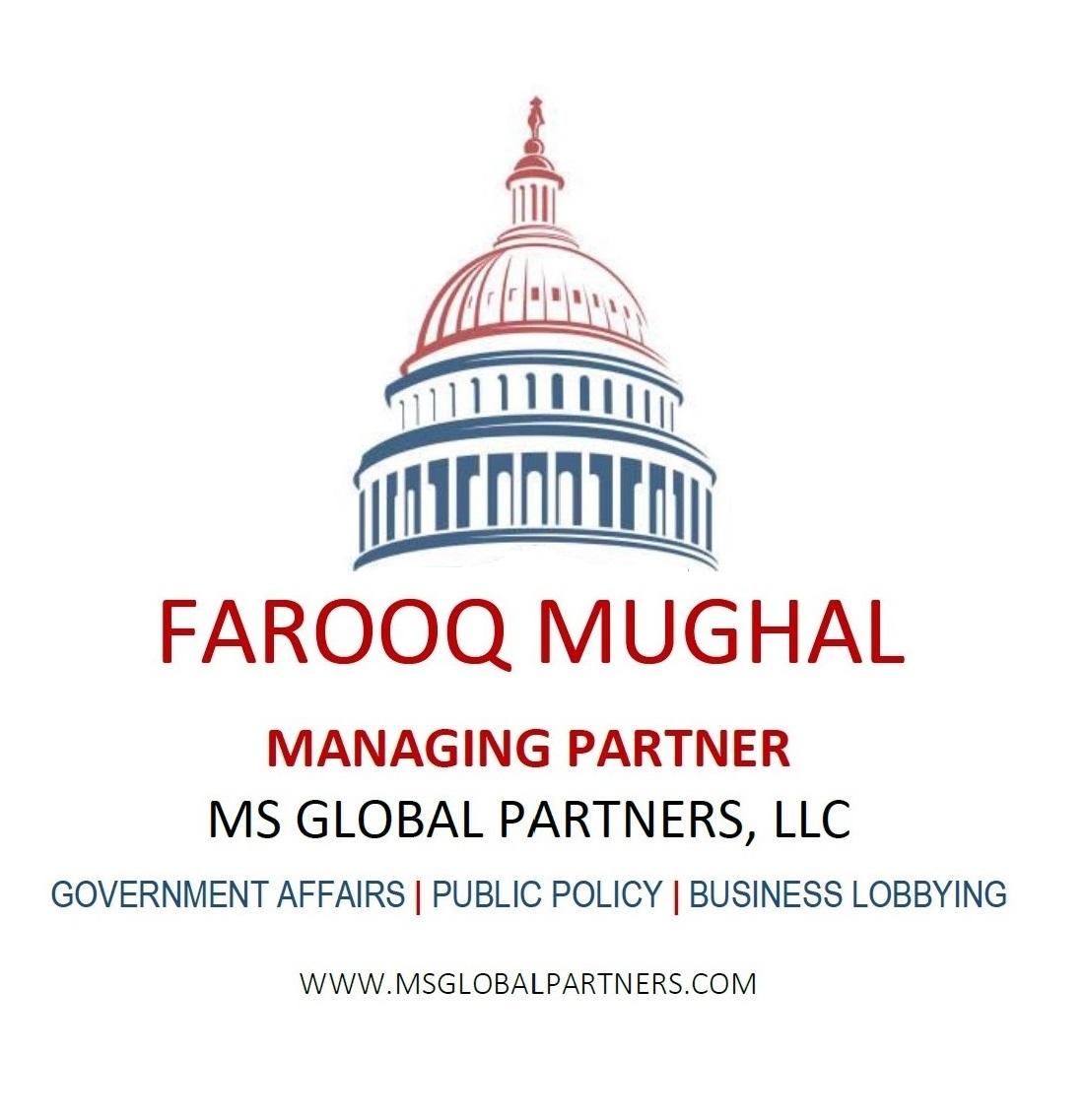 MS Global Partners, LLC - Government Affairs  Logo