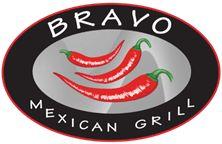 BRAVO Mexican Grill Logo