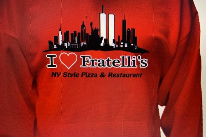 Fratelli's NY Style pizza &Restaurant  Logo