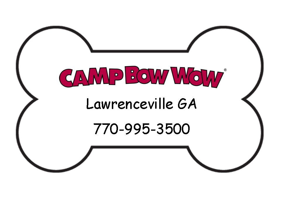 Camp Bow Wow Lawrenceville GA Logo