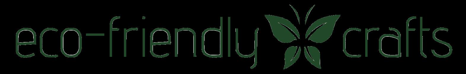 Eco-Friendly Crafts Logo