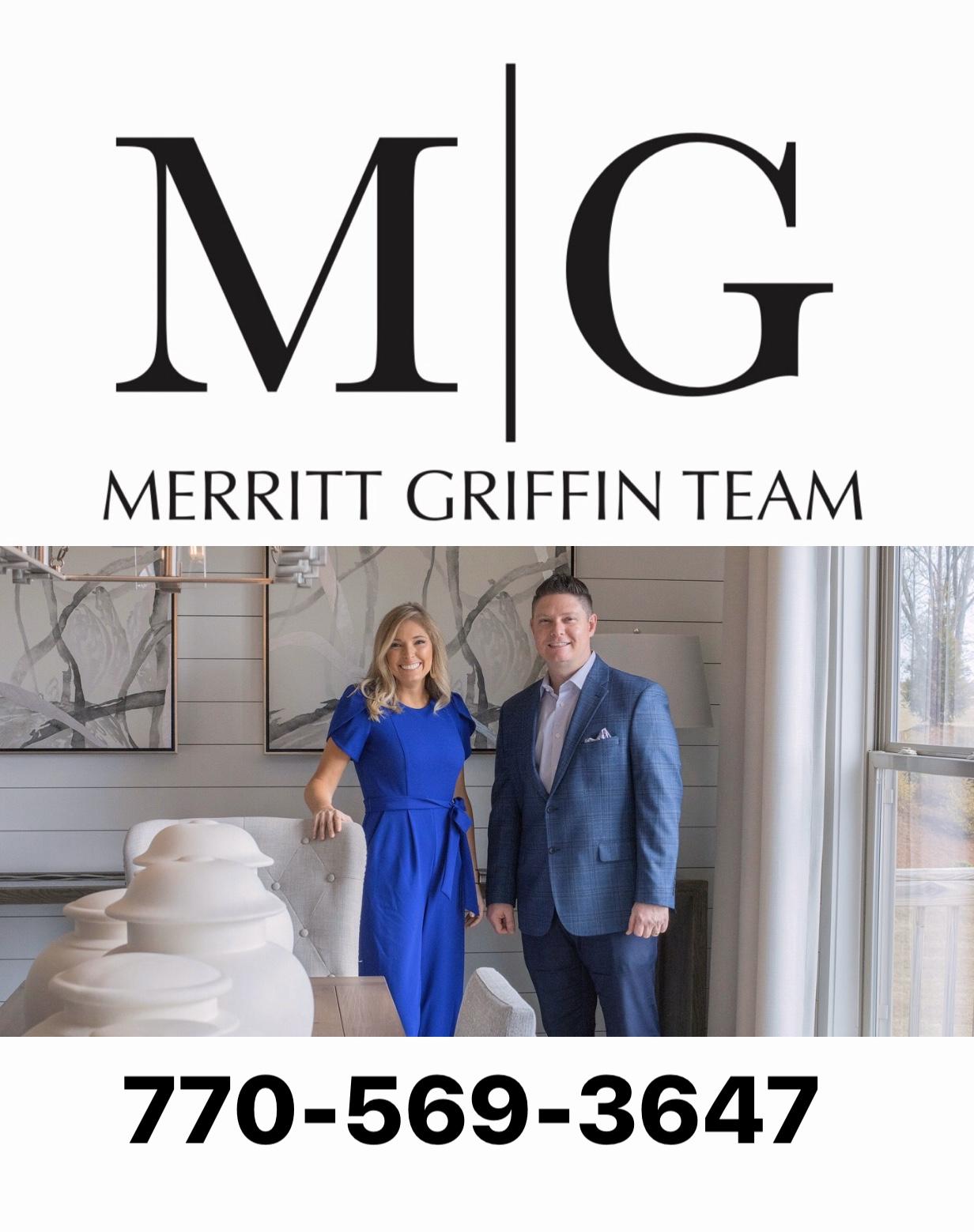 Merritt Griffin Team - Keller Williams  Logo
