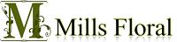 Mills Floral Company Logo