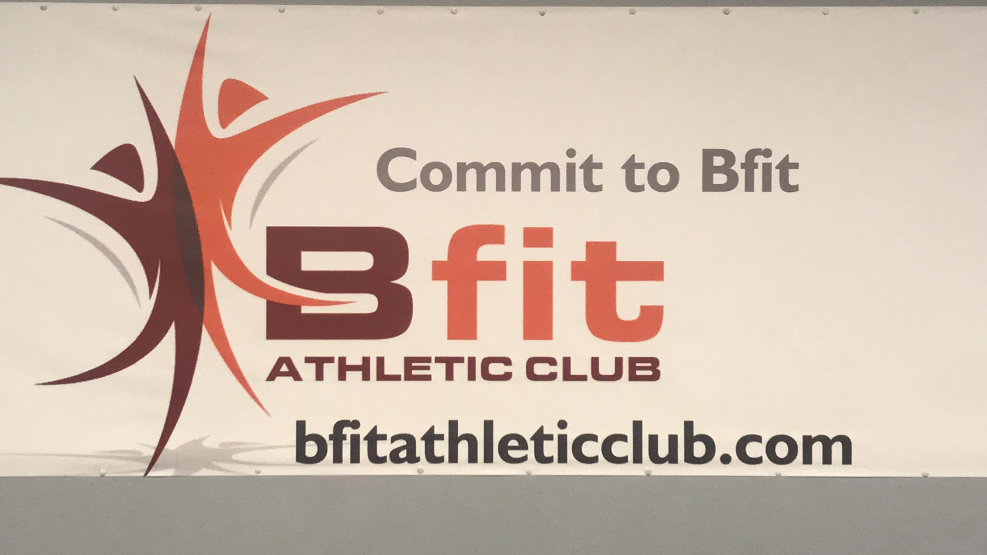 Bfit Athletic Club LLC Logo