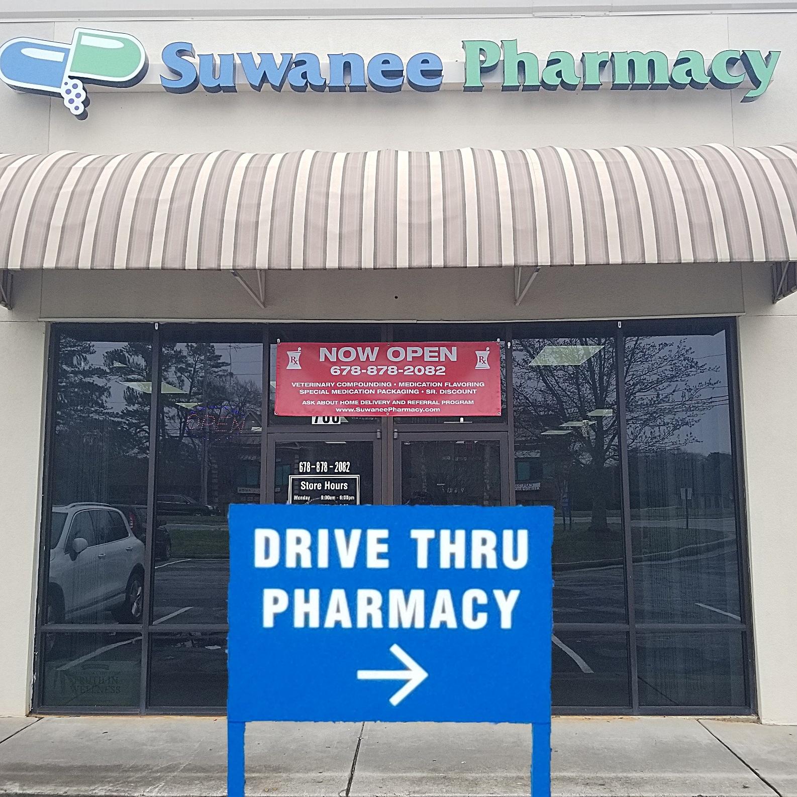 Suwanee Pharmacy Logo