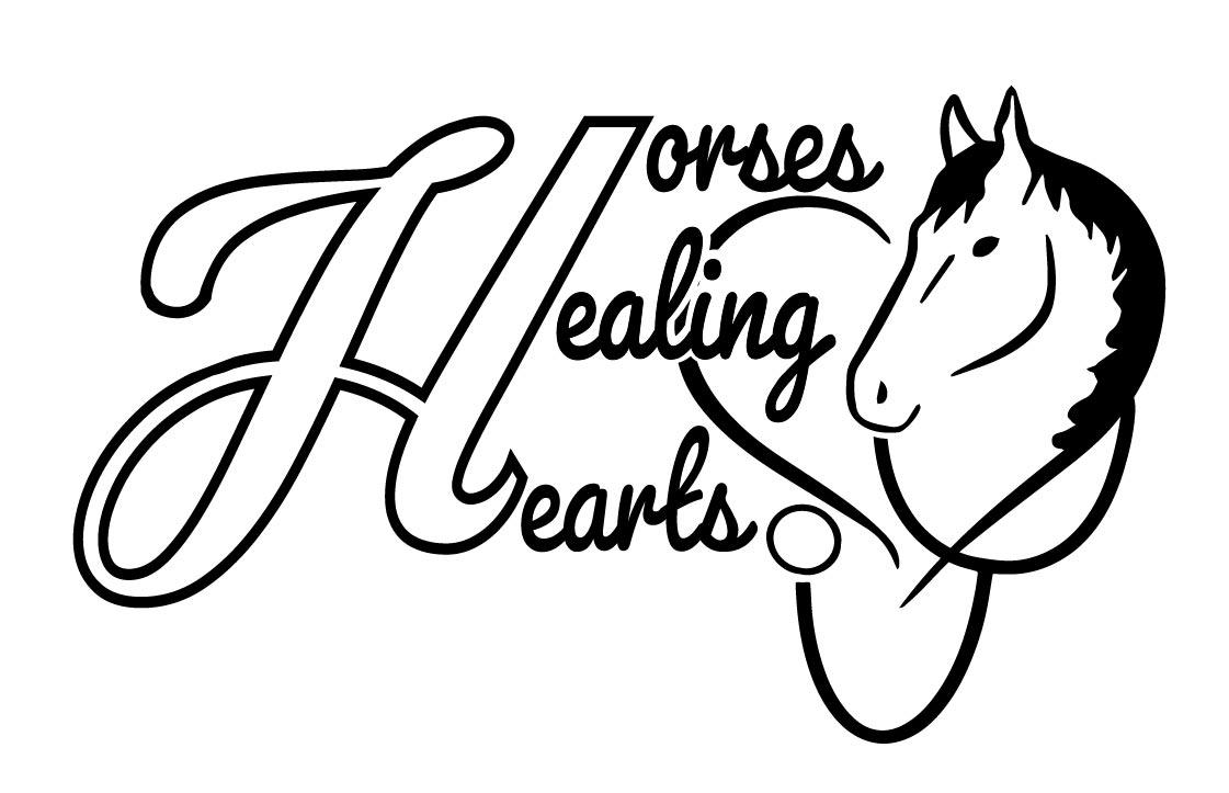 Trinity stables horses healing hearts inc. Logo