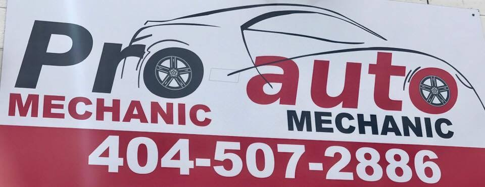 Pro Auto  Repair  Logo