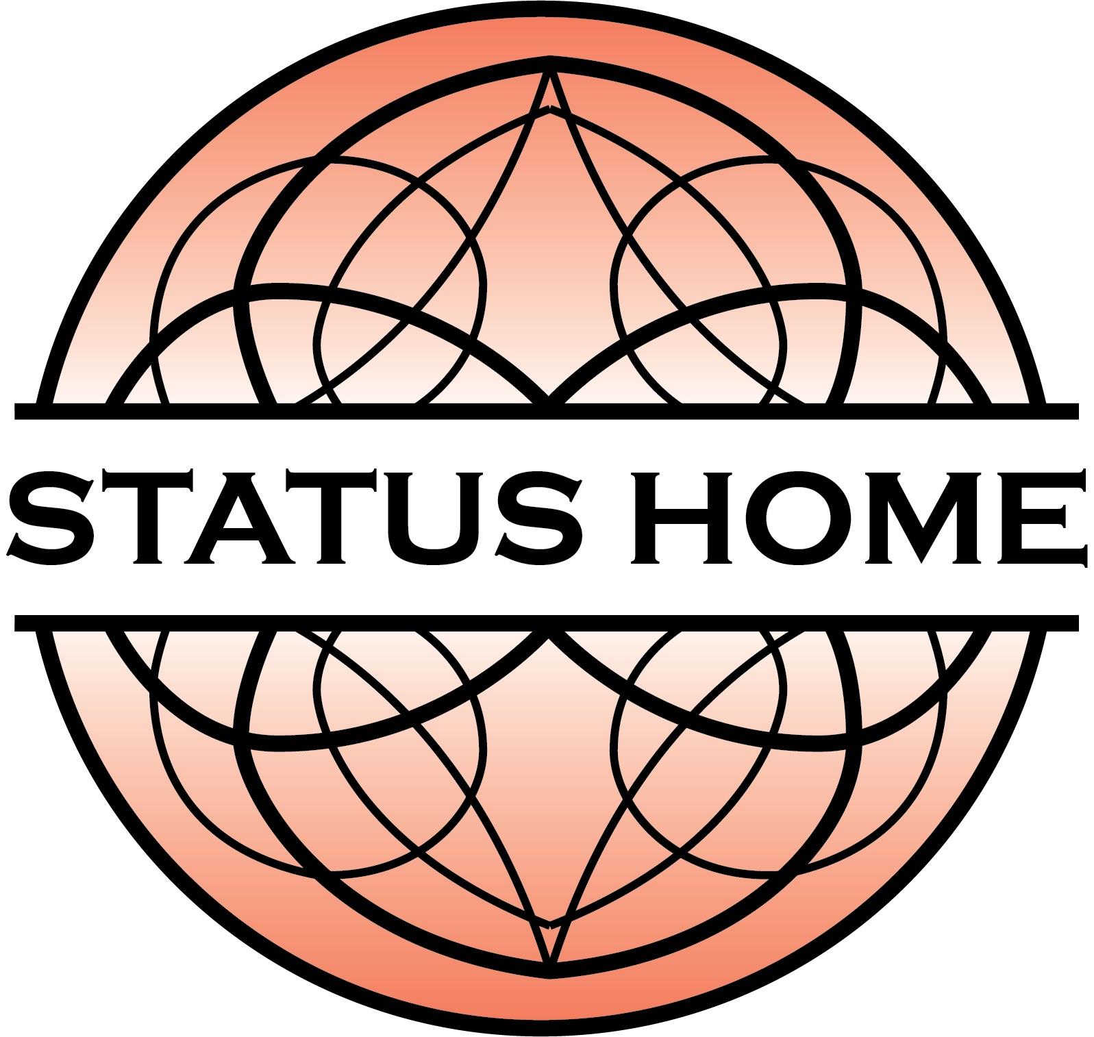Status Home Design Logo