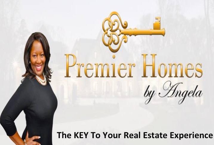 Premier Homes By Angela Logo