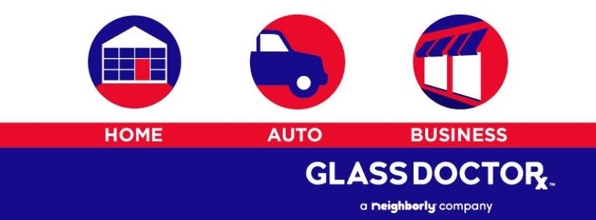 Glass Doctor of Atlanta Logo