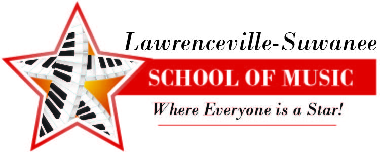 Lawrenceville-Suwanee School of Music  Logo