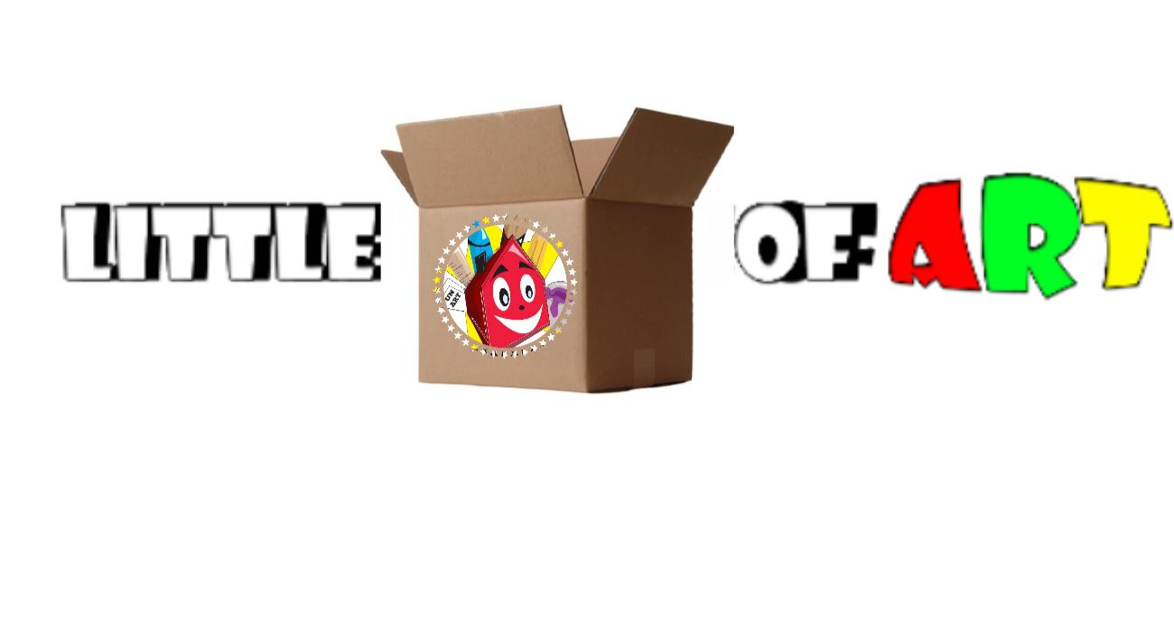 The Little Box Of Art Logo