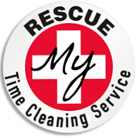 Rescue My Time Cleaning Service, Inc. Logo