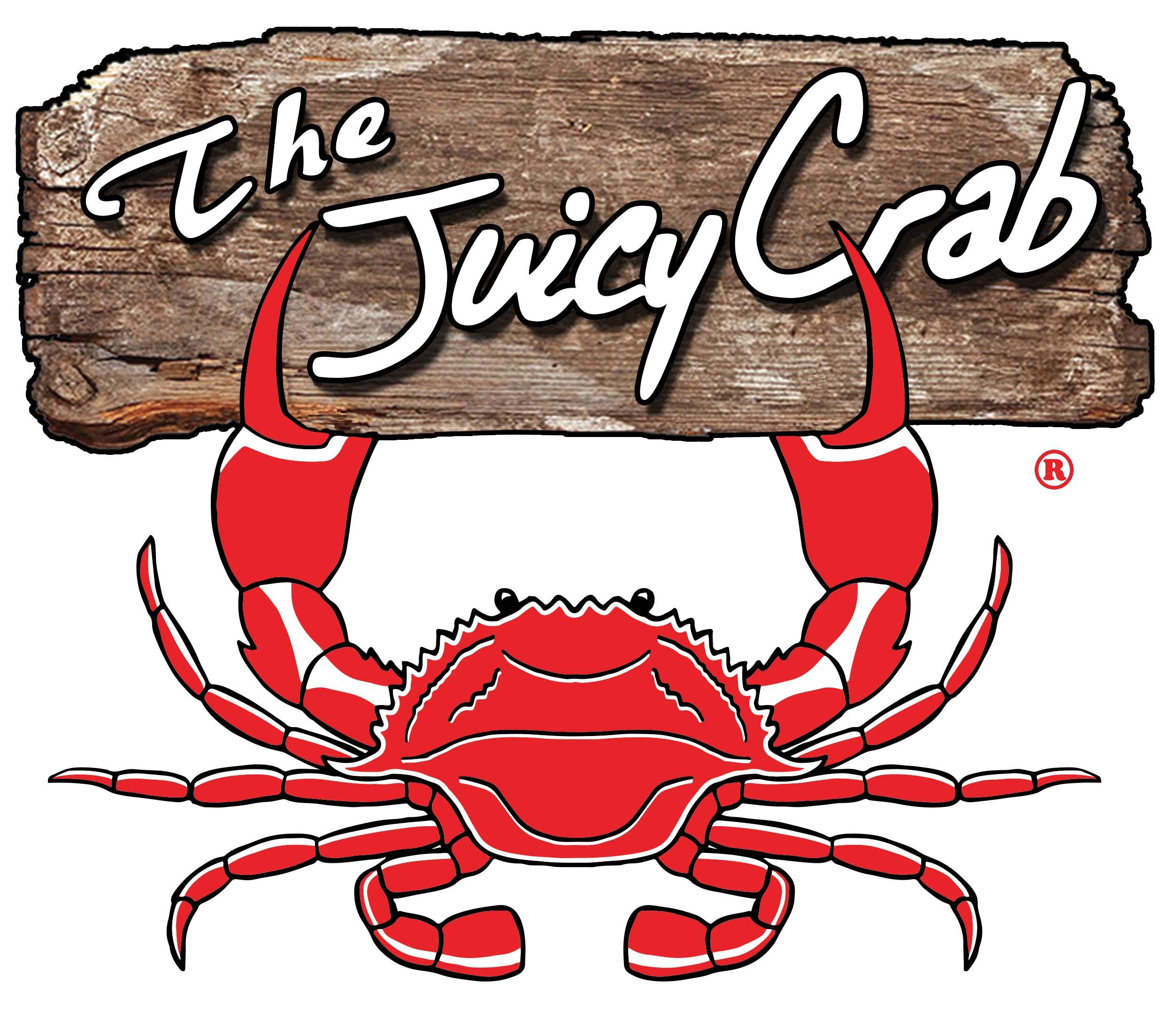 The Juicy Crab Logo