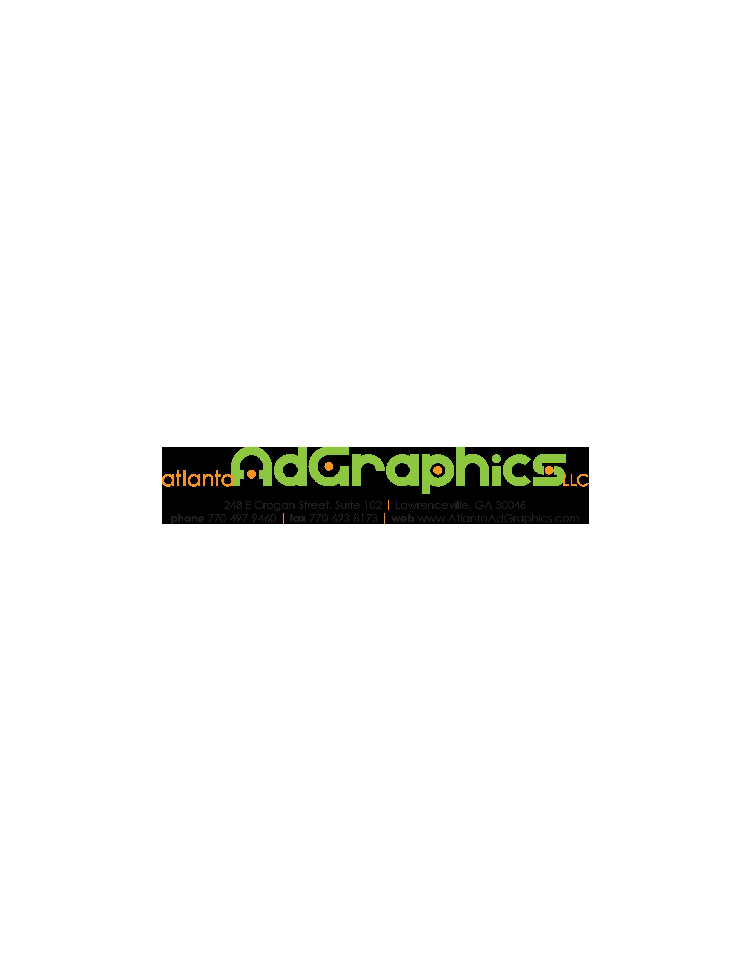 Atlanta AdGraphics, LLC Logo