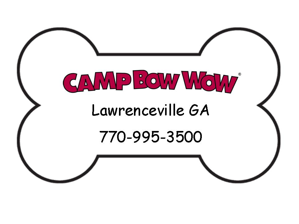 Camp Bow Wow Lawrenceville GA Logo