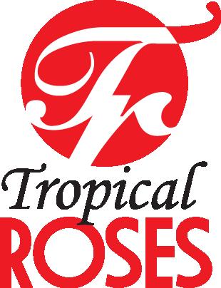 Tropical Roses Logo