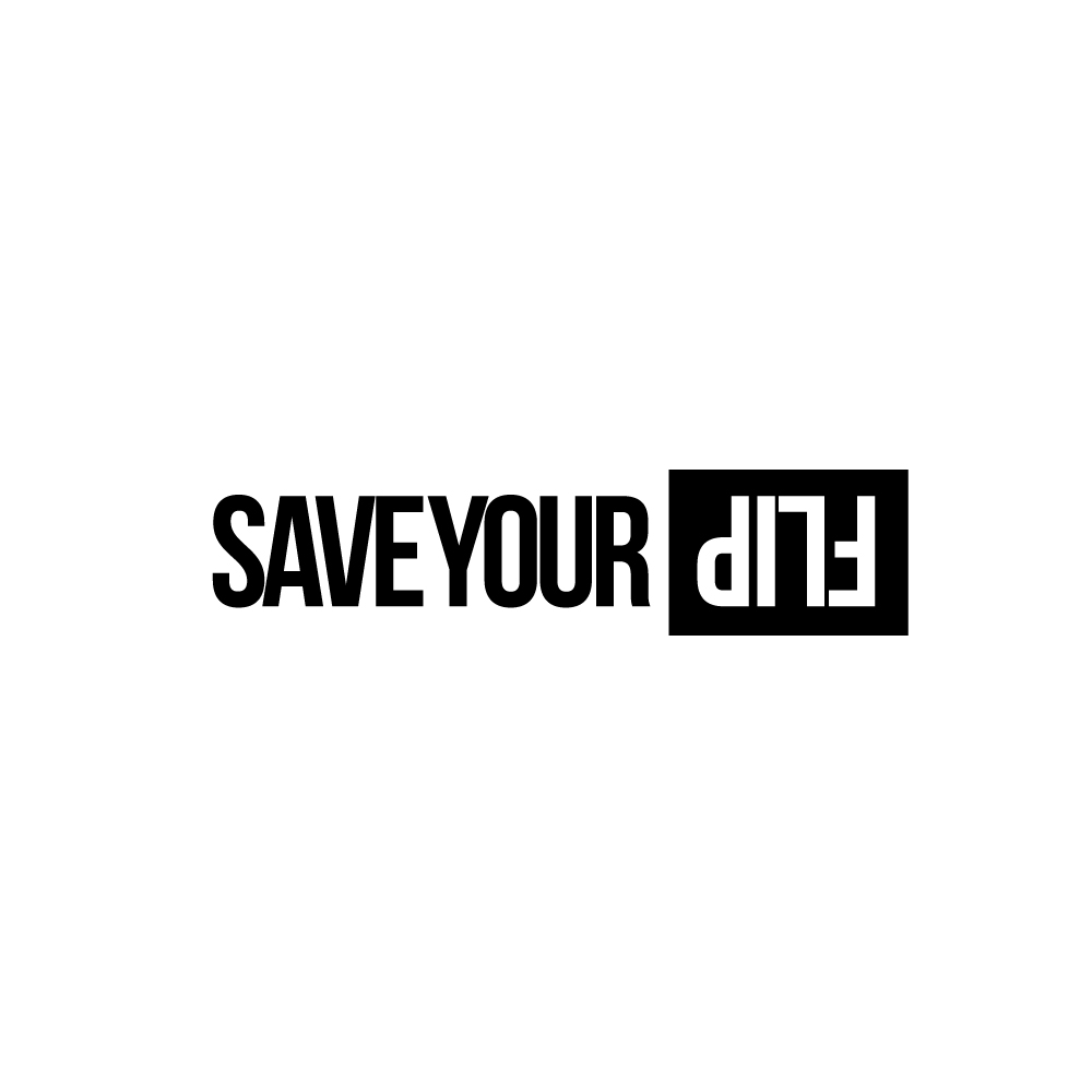 Save Your Flip Logo
