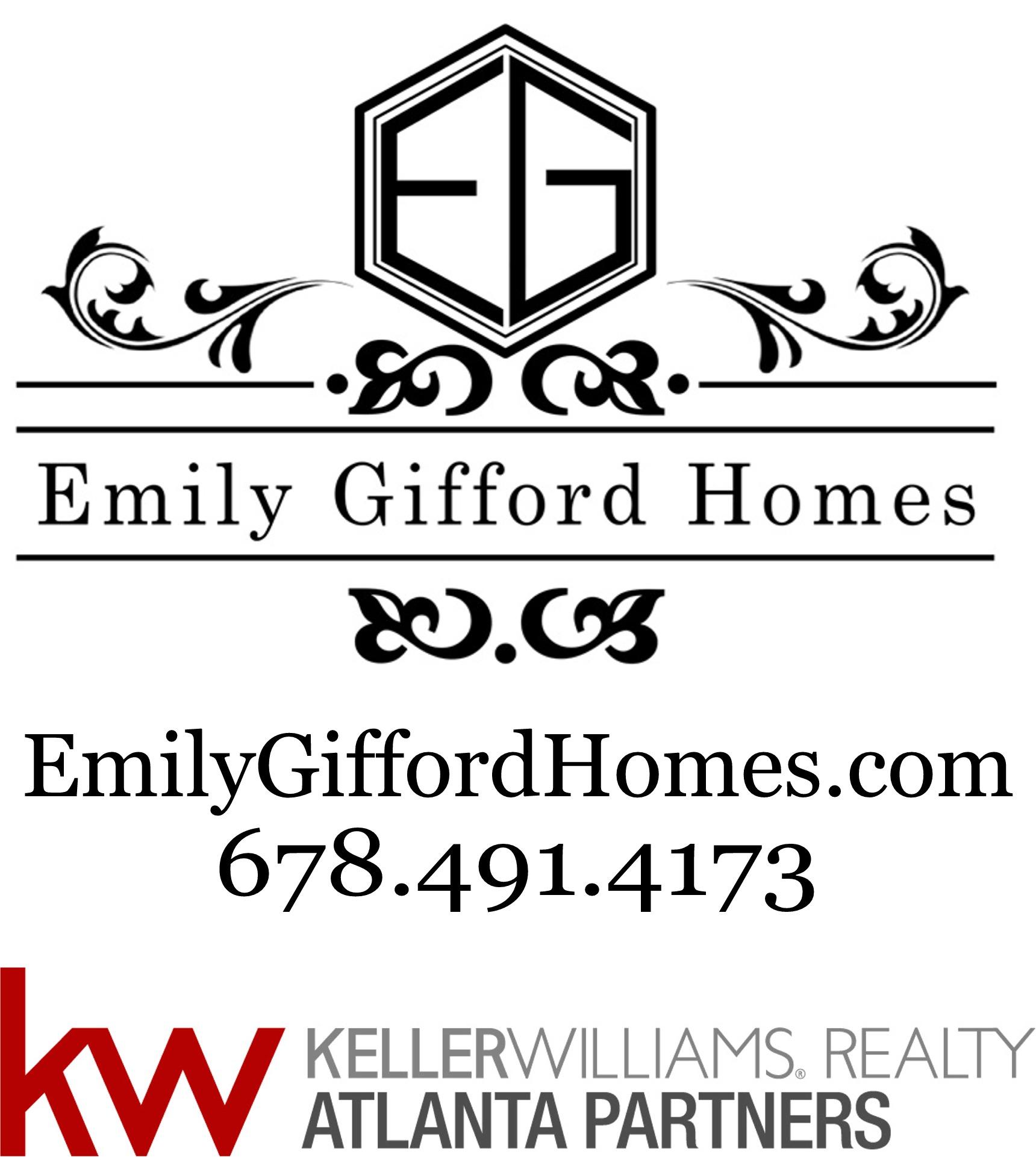 Emily Gifford Homes Logo
