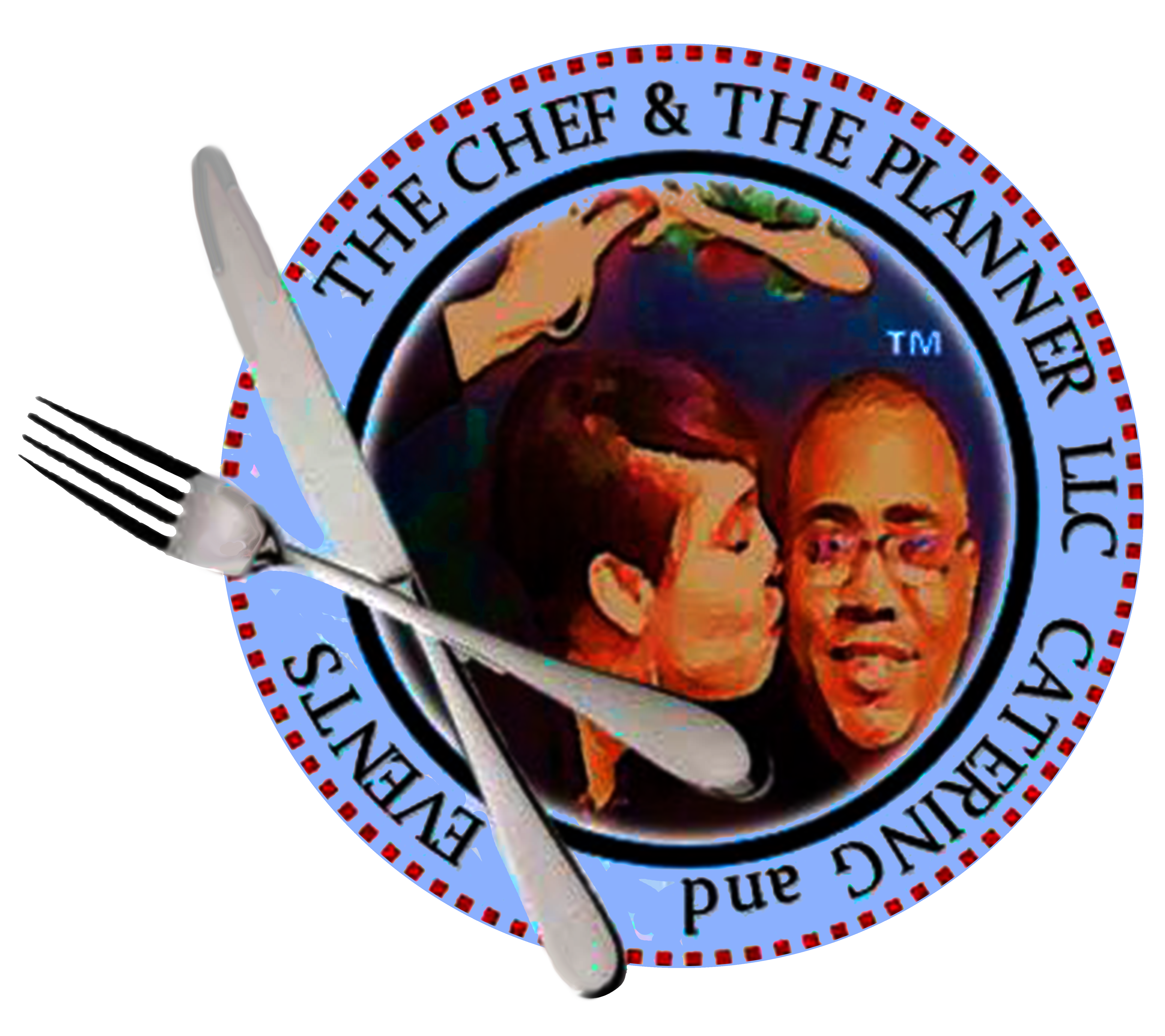The Chef & The Planner LLC Logo