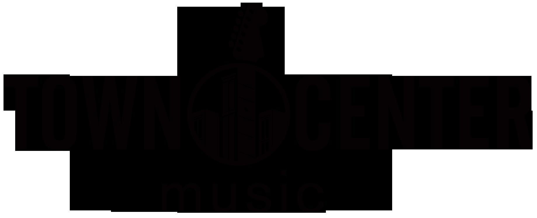 Town Center Music Logo