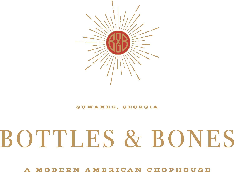 Bottles & Bones Logo
