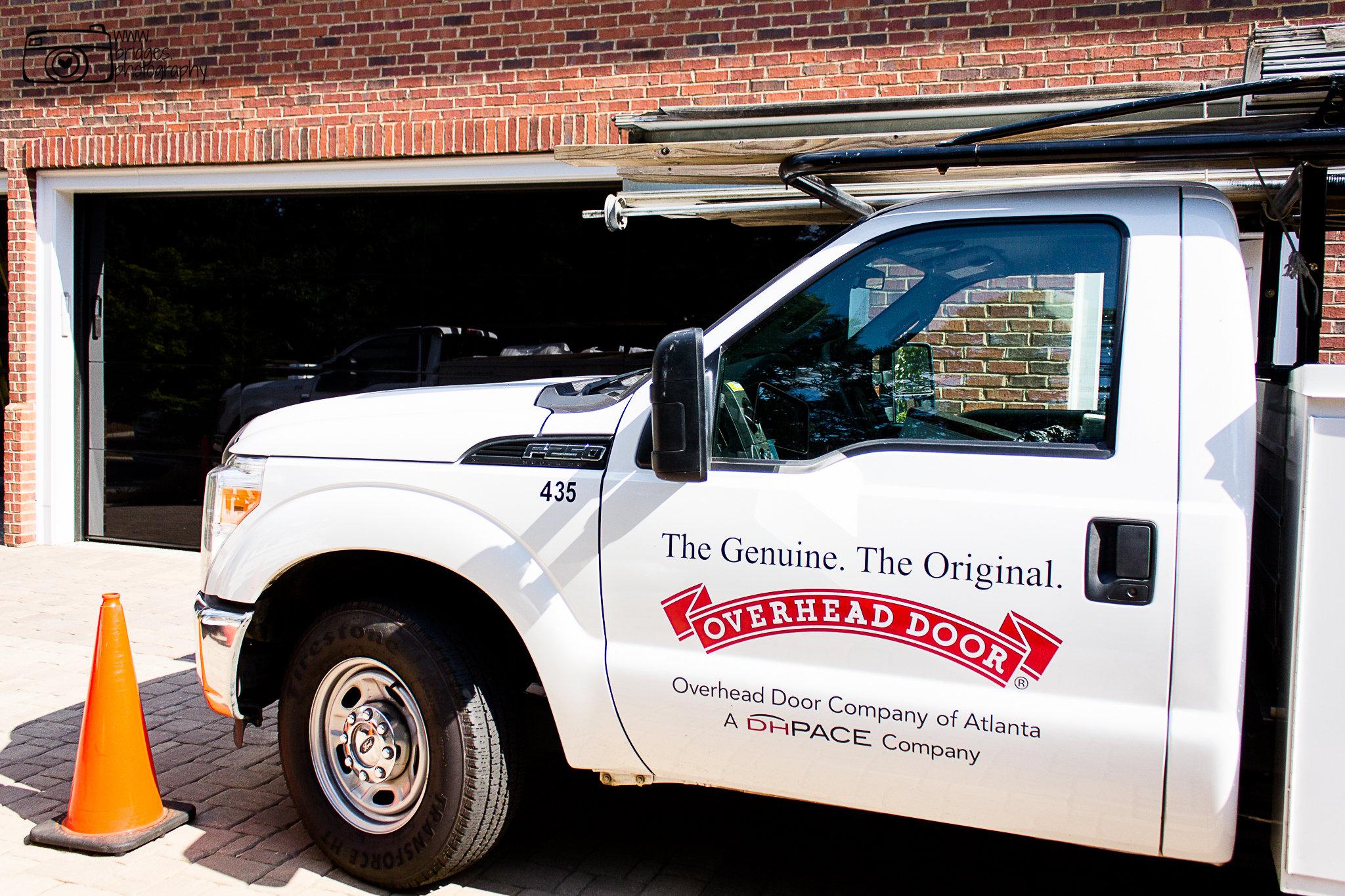 Overhead Door Company of Atlanta Logo