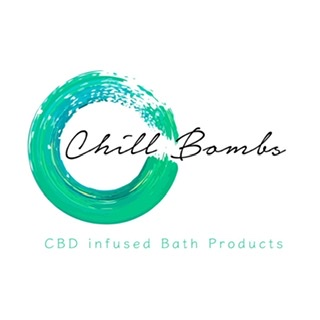 ChillBombs- CBD Infused Bath Products Logo
