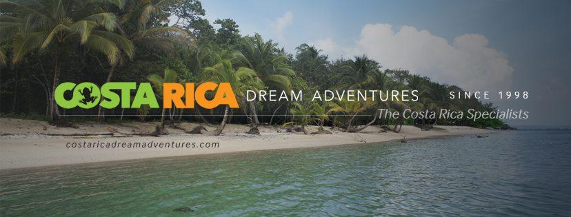 Costa Rica Dream Adventures  Logo