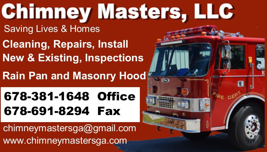 Chimney Masters, LLC Logo