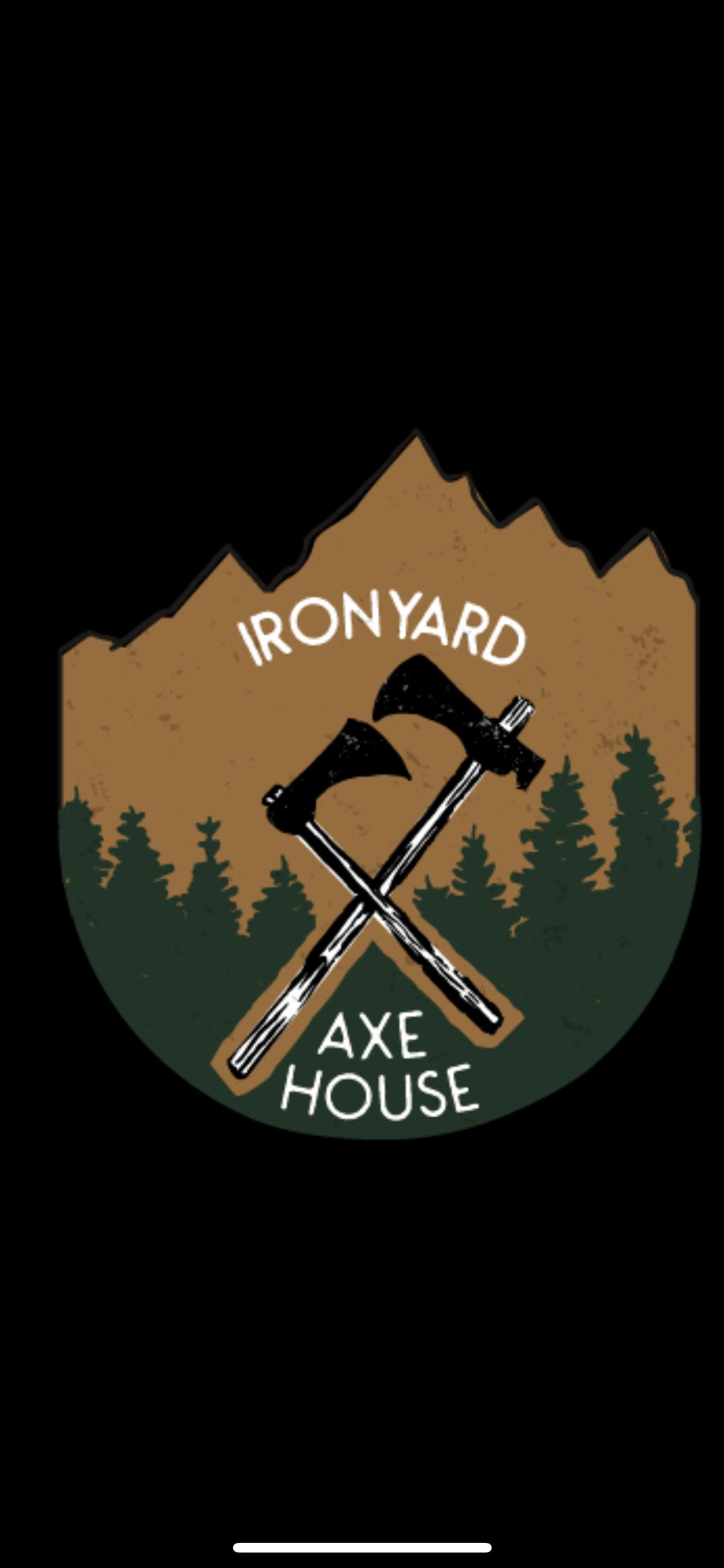 IronYard AxeHouse  Logo