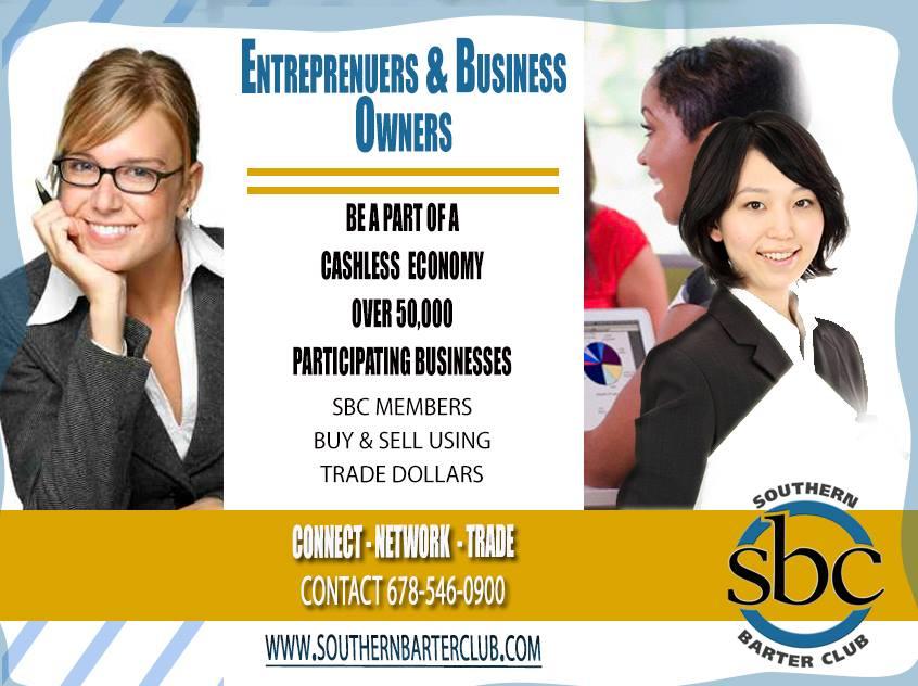 Southern Barter Club Inc Logo