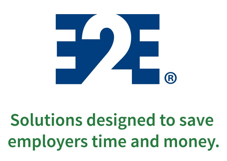 E2E Resources, Inc. Logo