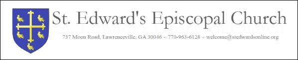 St. Edward's Episcopal Church Logo