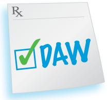 Protecting prescriptions