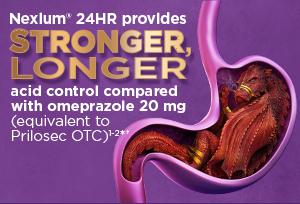 Stronger, longer acid control