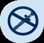 Do not use syringe