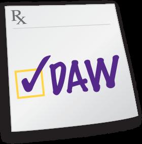 Dispense As Written (DAW)