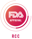 FDA approval graphic for an advanced renal cell carcinoma treatment