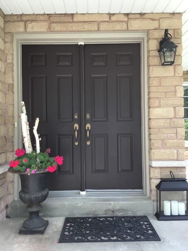 35 front door