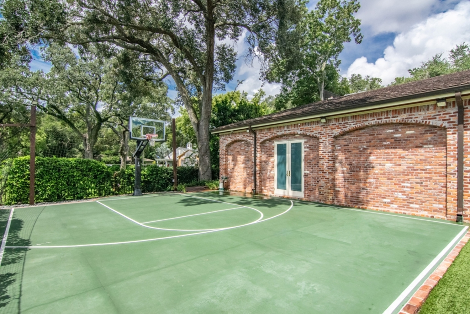 134 basketball court