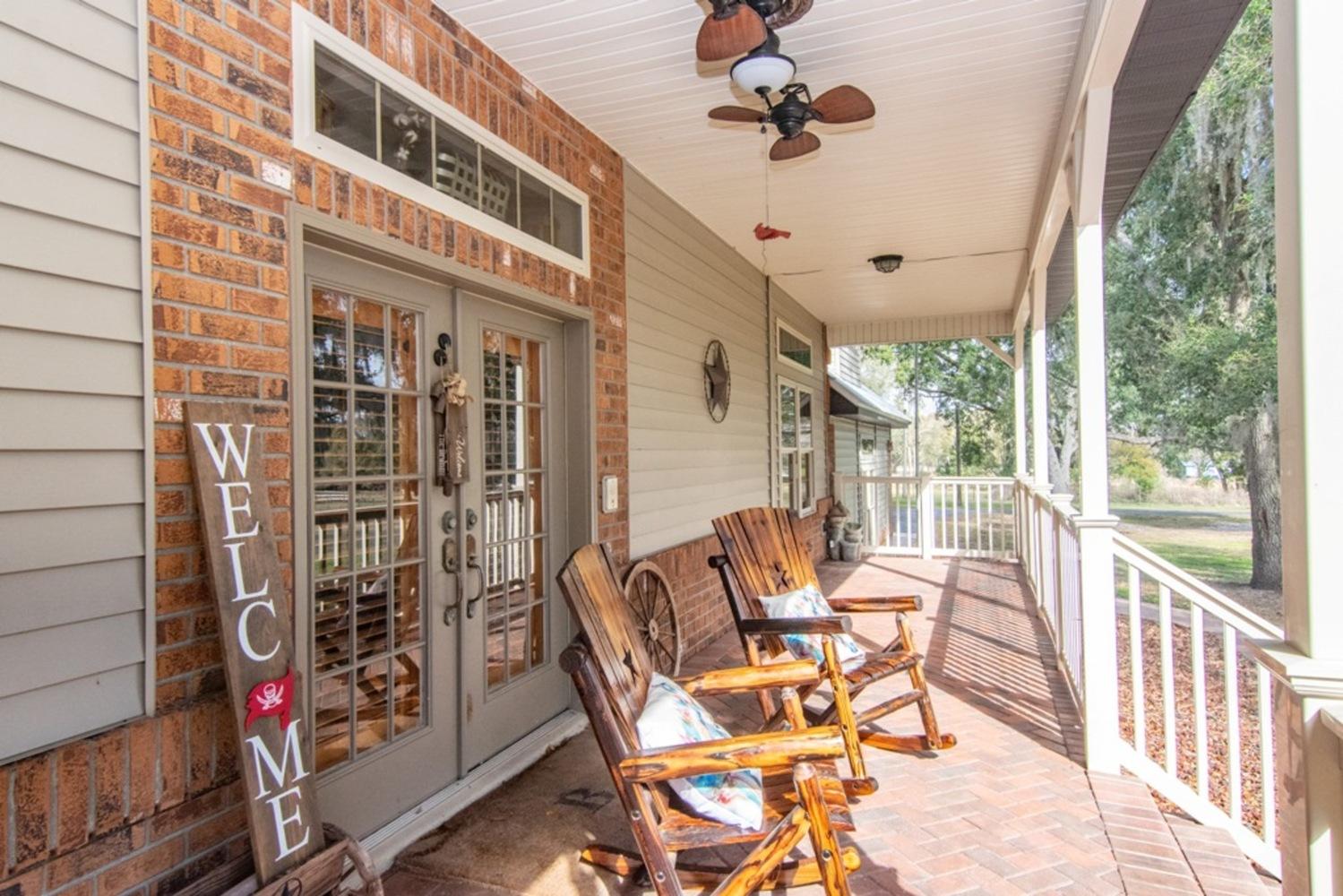 5 front porch